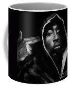 Free Will - 2 Pac Coffee Mug