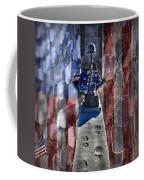 Freedom Ain't Free Coffee Mug by DJ Florek