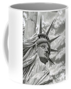 Freedom Coffee Mug by Sarah Batalka