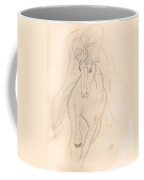 Freedom To Run Coffee Mug