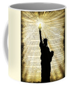 Freedoms Light Coffee Mug