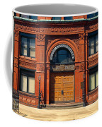 Freemasons Hall, Factors Walk Coffee Mug