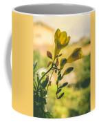 Freesia Coffee Mug by Marco Oliveira