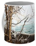 Freezing Rain Coffee Mug