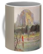 Freias Garden, 1906 Coffee Mug