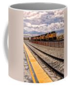 Freight Expectations Palm Springs Coffee Mug