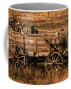 Freight Wagon Coffee Mug by Robert Bales
