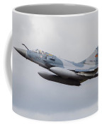 French Air Force Mirage 2000c Fighter Coffee Mug