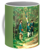 French And Indian War Coffee Mug