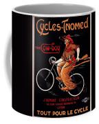 French Bicycles Coffee Mug