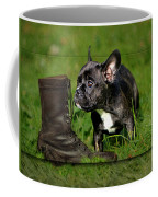 French Bulldogs Coffee Mug by Heike Hultsch