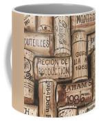 French Corks Coffee Mug