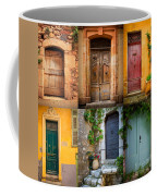 French Doors Coffee Mug