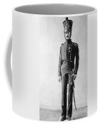 French Officer, 1814 Coffee Mug