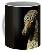 French Poodle Standard Coffee Mug by Diana Angstadt