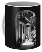 French Quarter Courtyard Coffee Mug