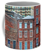 French Quarter Facades New Orleans Coffee Mug