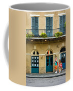 French Quarter Family Fun Coffee Mug