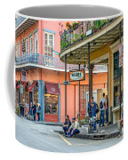 French Quarter - Hangin' Out Coffee Mug