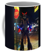 French Quarter Monster Coffee Mug