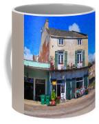 French Quarter Stroll New Orleans Coffee Mug