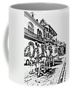 French Quarter - The Final Ride Coffee Mug