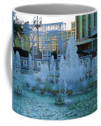 French Quarter Water Fountain Coffee Mug