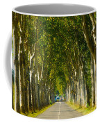 French Road Near Gaillac Coffee Mug