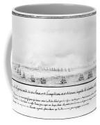 French Squadron, 1778 Coffee Mug