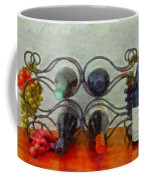 French Wine Rack Coffee Mug