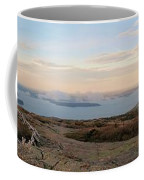 Frenchmans Bay From Cadillac Mountain Coffee Mug