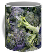 Fresh Broccoli Coffee Mug