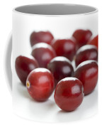Fresh Cranberries Isolated Coffee Mug