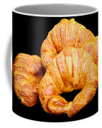 Fresh Croissants Coffee Mug