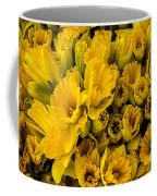 Fresh Daffodils  Coffee Mug