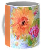 Fresh Flowers Coffee Mug