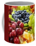 Fresh Fruits And Cheese Coffee Mug