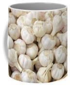 Fresh Garlic Bulbs Coffee Mug