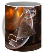 Fresh Glass Cup Of Tea Coffee Mug