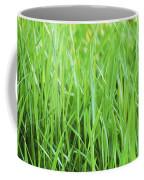 Fresh Grass Coffee Mug
