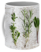 Fresh Herbs Coffee Mug