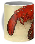 Fresh Lobster Coffee Mug