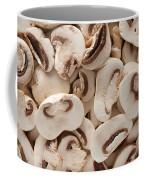 Fresh Mushrooms Coffee Mug