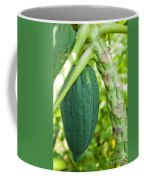 Fresh Papaya Coffee Mug