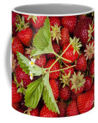 Fresh Picked Strawberries Coffee Mug