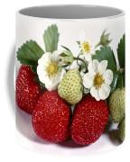 Gardenfresh Strawberries Coffee Mug