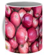 Fresh Red Apples Coffee Mug