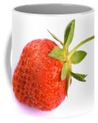 Fresh Red Strawberry Coffee Mug