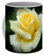 Fresh Sunshine Daydream Rose Coffee Mug