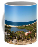 Fresh Water Lagoon At Playa La Poza Coffee Mug